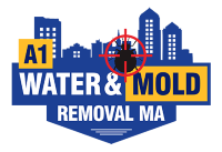 A1 Water & Mold Removal MA Logo